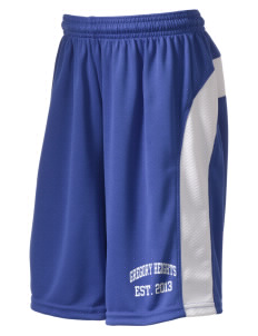 Gregory Heights Elementary School Huskies Kid's Dry Zone Colorblock Shorts