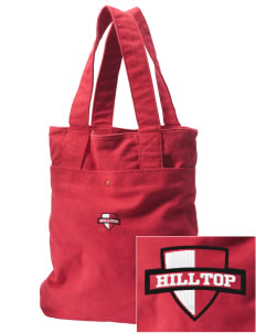 Hilltop Elementary School Huskies Embroidered Alternative The Berkeley Tote