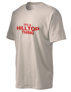 Hilltop Elementary School Huskies Men's Essential T-Shirt