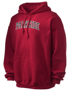 Parkside Elementary School Thunderbirds Ultra Blend 50/50 Hooded Sweatshirt