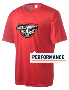 Parkside Elementary School Thunderbirds Men's Competitor Performance T-Shirt
