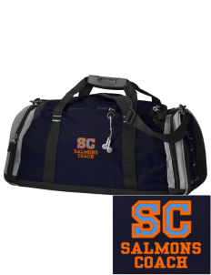 Salmon Creek Elementary School Salmons Embroidered OGIO All Terrain Duffel