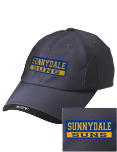 Sunnydale Elementary School Suns Embroidered OGIO X-Over Cap