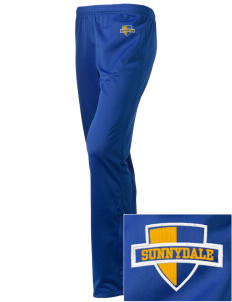 Sunnydale Elementary School Suns Embroidered Holloway Women's Contact Warmup Pants