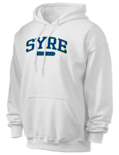 Syre Elementary School Wildcats Ultra Blend 50/50 Hooded Sweatshirt