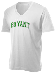 Bryant Elementary School Dragons Alternative Men's 3.7 oz Basic V-Neck T-Shirt
