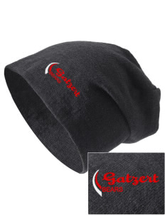 Gatzert Elementary School Bears Embroidered Slouch Beanie