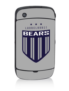 Laurelhurst Elementary School Bears Black Berry 8530 Curve Skin