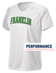 Franklin High School Quakers Holloway Women's Zoom Performance T-Shirt