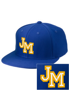 John Muir Elementary School Lions Embroidered Diamond Series Fitted Cap