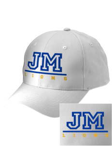 John Muir Elementary School Lions Embroidered Low-Profile Cap