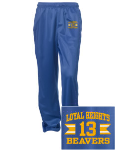 Loyal Heights Elementary School Beavers Embroidered Women's Tricot Track Pants