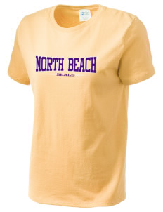North Beach Elementary School Seals Women's Essential T-Shirt