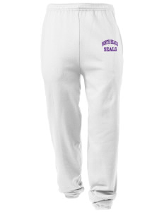 North Beach Elementary School Seals Sweatpants with Pockets