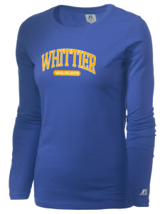 Whittier Elementary School Wildcats  Russell Women's Long Sleeve Campus T-Shirt