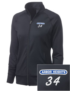 Arbor Heights Elementary School Jr Seahawks Women's NRG Fitness Jacket