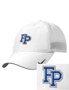 Fairmount Park Elementary School Falcons Embroidered Nike Golf Mesh Back Cap