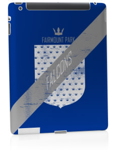 Fairmount Park Elementary School Falcons Apple iPad 2 Skin