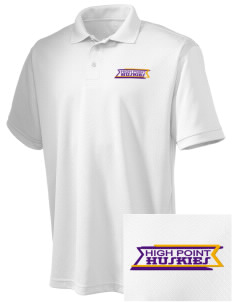 High Point Elementary School Huskies Embroidered Holloway Men's Performance Polo