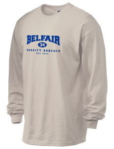 Belfair Elementary School Bobcats 6.1 oz Ultra Cotton Long-Sleeve T-Shirt