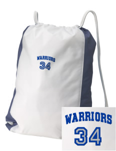Eatonville Elementary School Warriors Embroidered Holloway Home and Away Cinch Bag