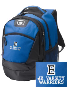 Eatonville Elementary School Warriors Embroidered OGIO Rogue Backpack