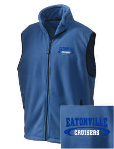 Eatonville High School Cruisers Embroidered Unisex Wintercept Fleece Vest