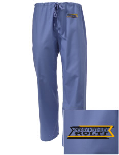 Perry Keithley Middle School Kolts Embroidered Scrub Pants