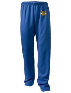 Mill A Elementary School Bobcats Embroidered Holloway Men's 50/50 Sweatpants
