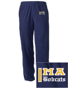 Mill A Elementary School Bobcats Embroidered Holloway Men's Flash Warmup Pants