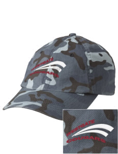 Westgate Elementary School Cougars Embroidered Camouflage Cotton Cap