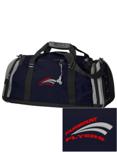 Fairmount Elementary School Flyers Embroidered OGIO All Terrain Duffel
