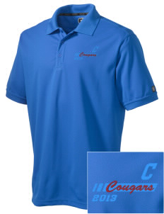 Columbia Elementary School Cougars Embroidered OGIO Men's Caliber Polo