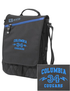 Columbia Elementary School Cougars Embroidered OGIO Module Sleeve for Tablets
