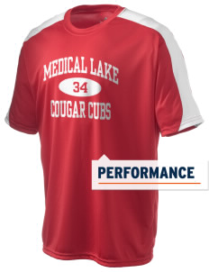 Medical Lake Elementary School Cougar Cubs  Holloway Men's Power T-Shirt