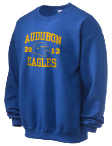 Audubon Elementary School Eagles Ultra Blend 50/50 Crewneck Sweatshirt