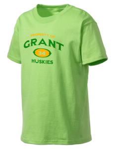 Grant Elementary School Huskies Kid's Essential T-Shirt