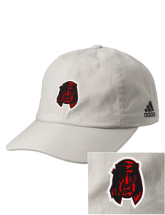Rochester Middle School Braves Embroidered adidas Relaxed Cresting Cap