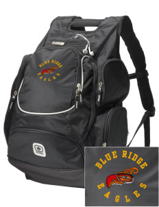 Blue Ridge Elementary School Eagles  Embroidered OGIO Bounty Hunter Backpack
