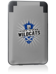 Colton High School Wildcats Kindle Keyboard 3G Skin
