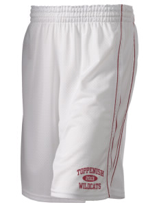 "Toppenish High School Wildcats Holloway Women's Piketon Short, 8"" Inseam"