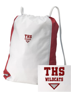 Toppenish High School Wildcats Embroidered Holloway Home and Away Cinch Bag