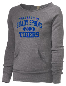 Shady Spring Elementary School Tigers Alternative Women's Maniac Sweatshirt