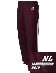 North Linn Elementary School Lynx Embroidered Holloway Men's Pivot Warm Up Pants