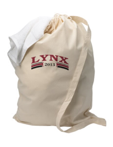 North Linn Elementary School Lynx Laundry Bag