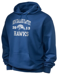 New England Baptist Academy Hawks Holloway Men's 50/50 Hooded Sweatshirt