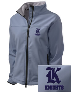 Springs Academy Knights Embroidered Women's Glacier Soft Shell Jacket