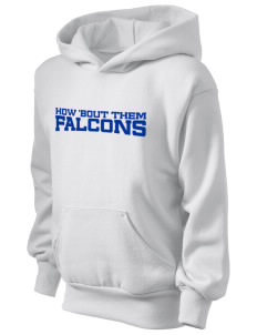 Forestdale School Falcons Kid's Hooded Sweatshirt