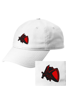 King's Junior High School Knights  Embroidered New Era Adjustable Unstructured Cap