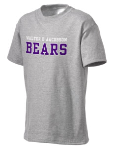 Walter E Jacobson Elementary School Bears Kid's Essential T-Shirt